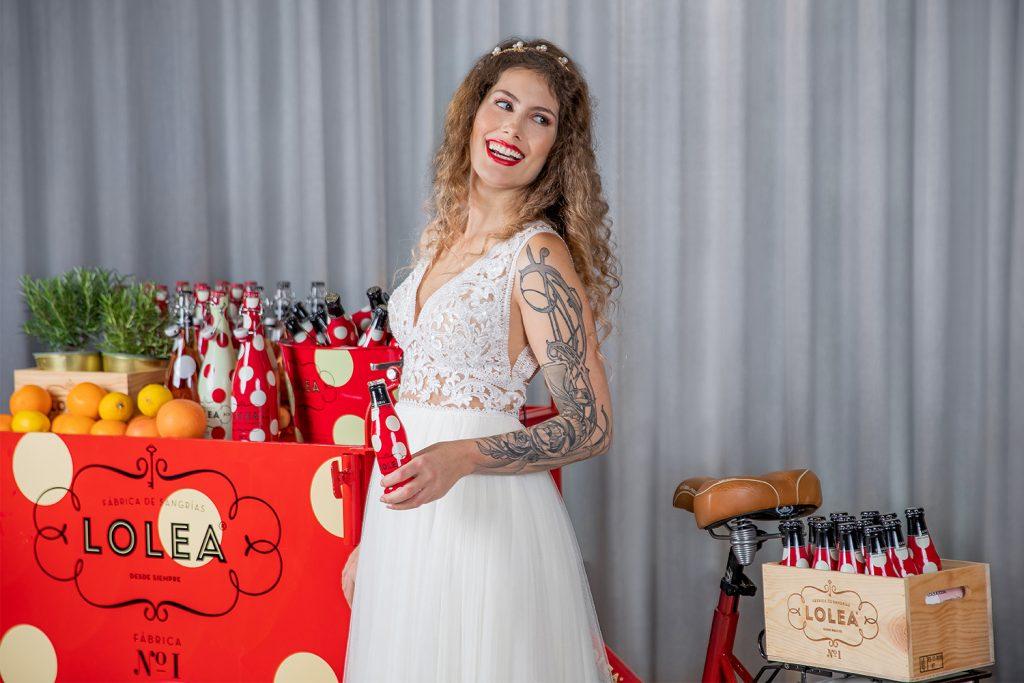 Denise Claus Fotografie - Lolea Hochzeitskampagne